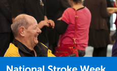 Avenewz supporting – NATIONAL STROKE WEEK (Mon, 14 Sep to Sun, 20 Sep)