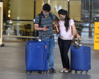 256 passengers from UK to land in Delhi today amid new Covid strain scare